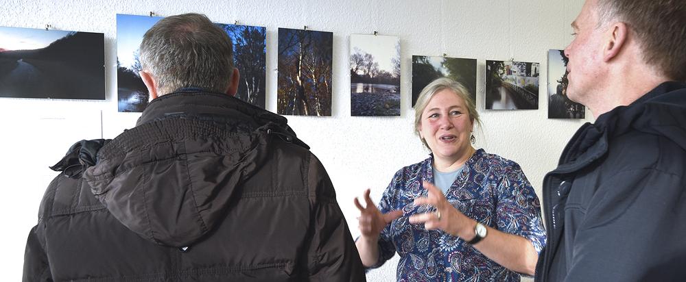 """Ausstellung """"Vielseitiges"""" Deutsche Mieter Bund siegburg"""